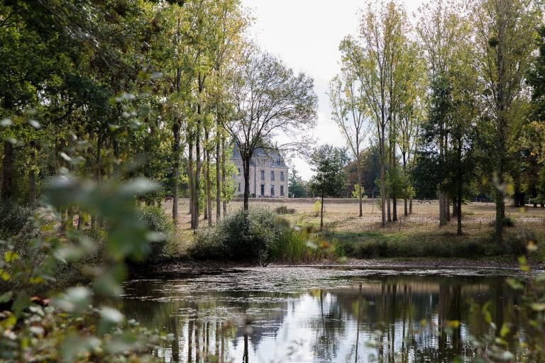 mariage au domaine de Brandois château 4* pour les receptions privées
