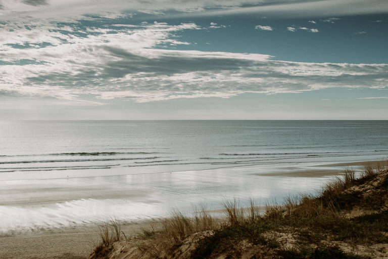 plage sauvage de Sauveterre Les Sables d'Olonne Vendée