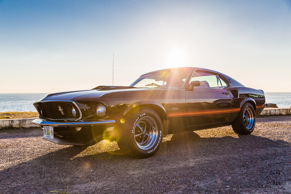 mustang fastaback 1969