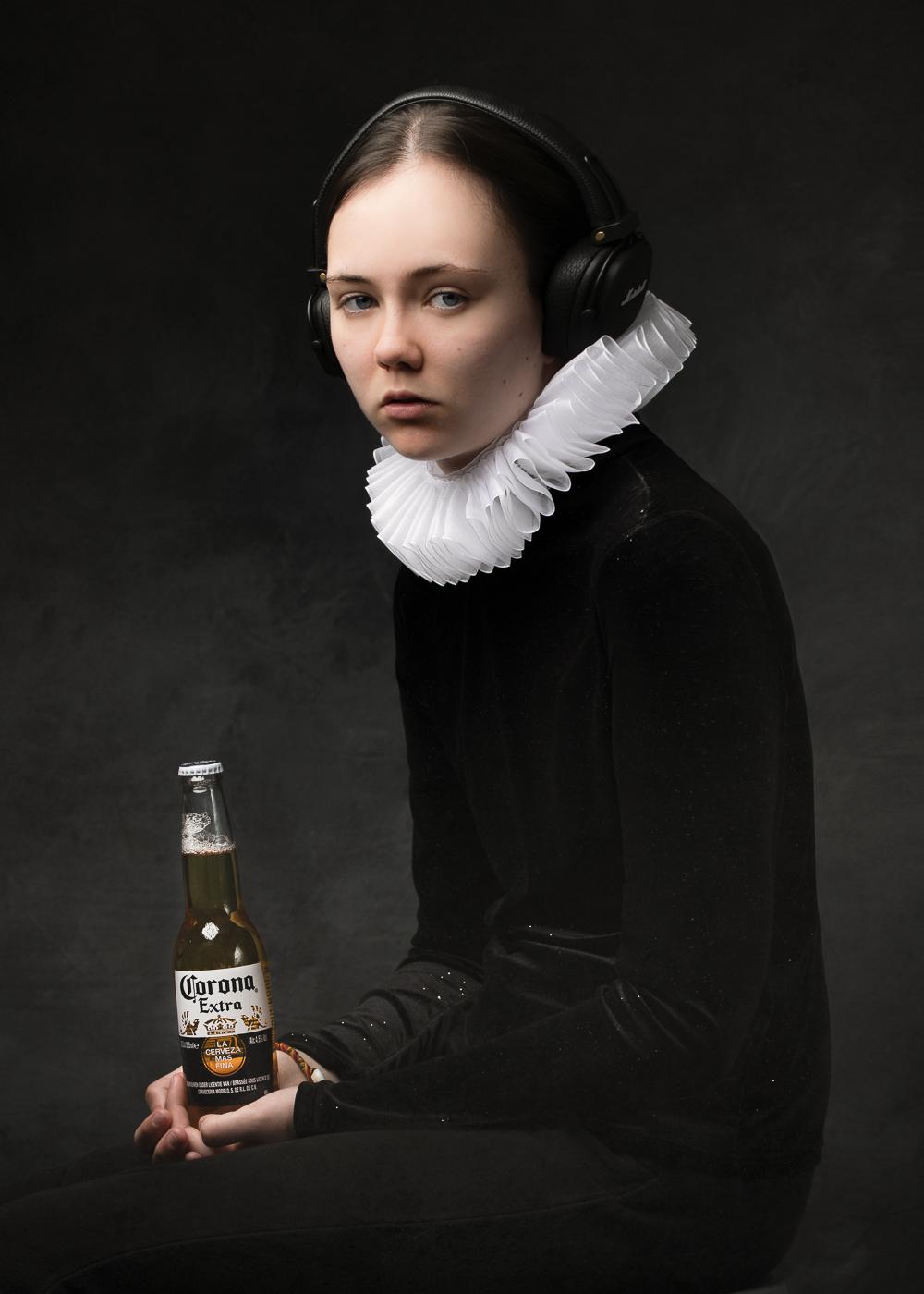 portrait créatif Caroline Bouchez
