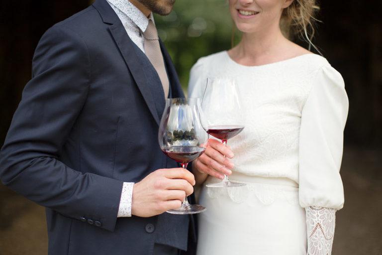 Choisir ses vins pour son mariage