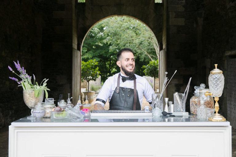 bar à cocktail pour votre mariage